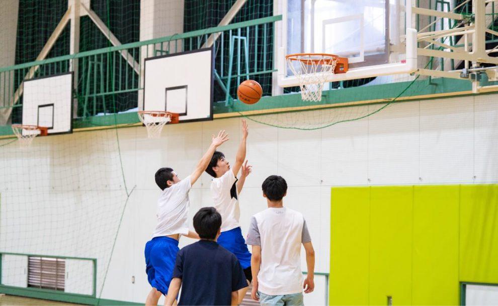 バスケットボール部(男子・女子)